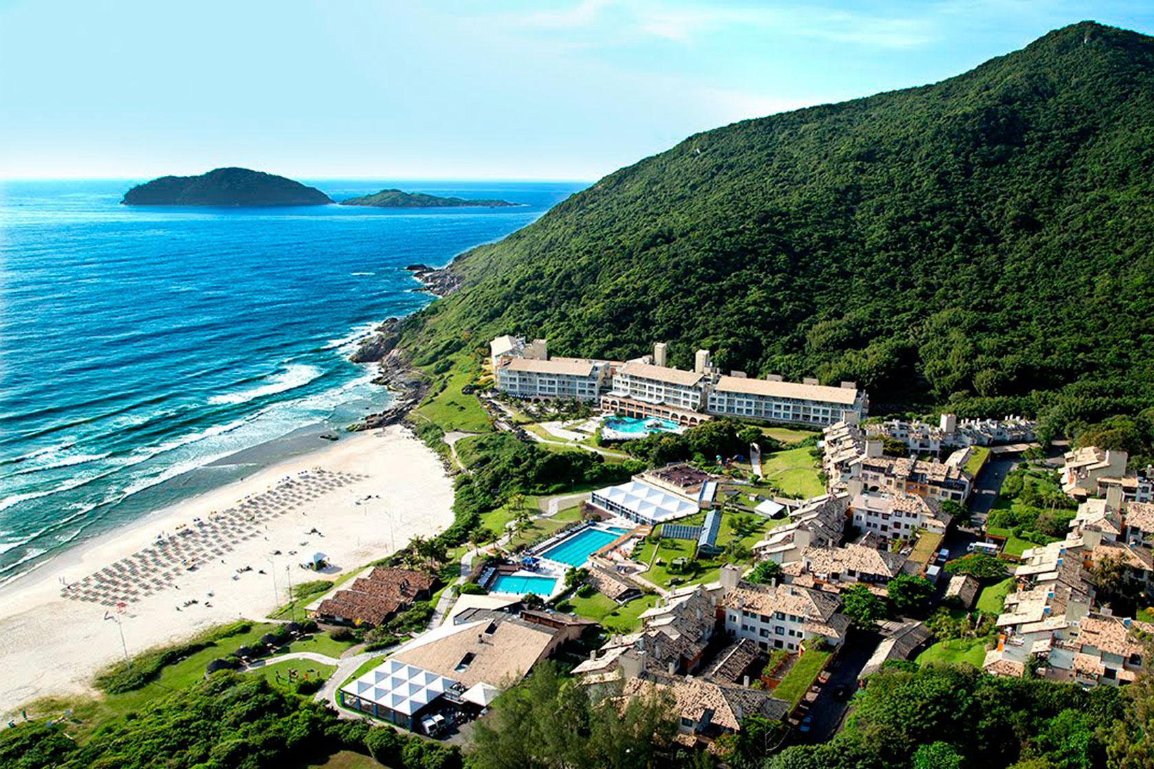 Costão do Santinho é o hotel oficial do 19º Congresso ABTPé